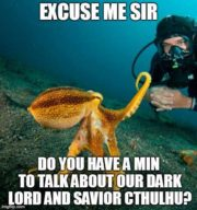 Excuse me sir…