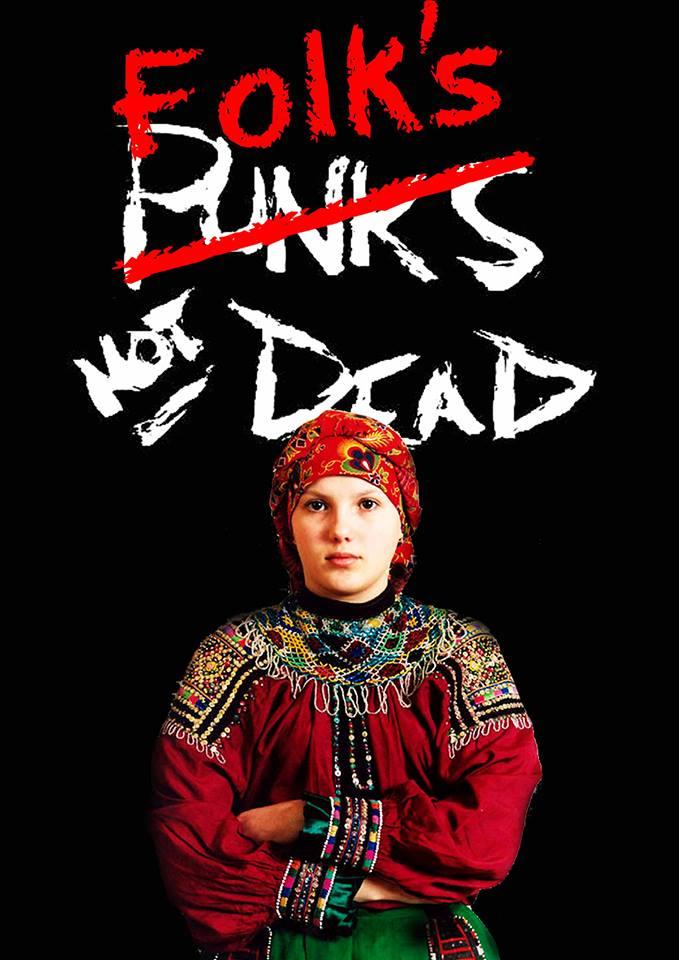 Folk's NOT dead