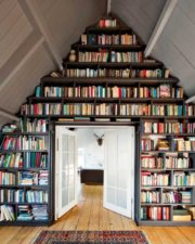 Cool Attic Library
