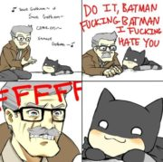 Save Gotham…