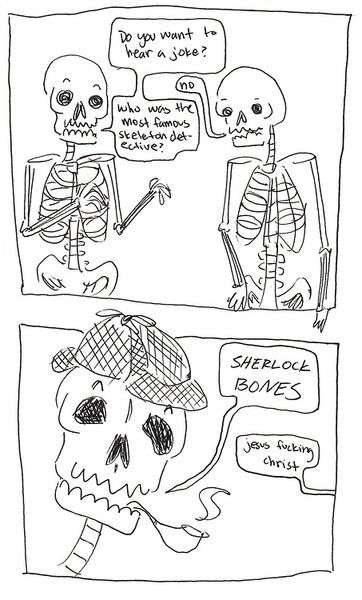 Skeleton Joke
