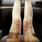 dangerous legs
