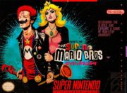 punk super mario bros