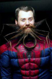 Spider beardman