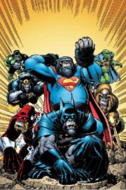 Gorilla heroes