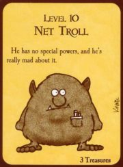 Level 10 – Net Troll