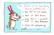 The politics of the Dog Party