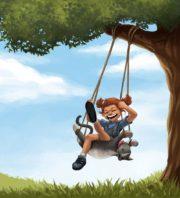 Cat-swing