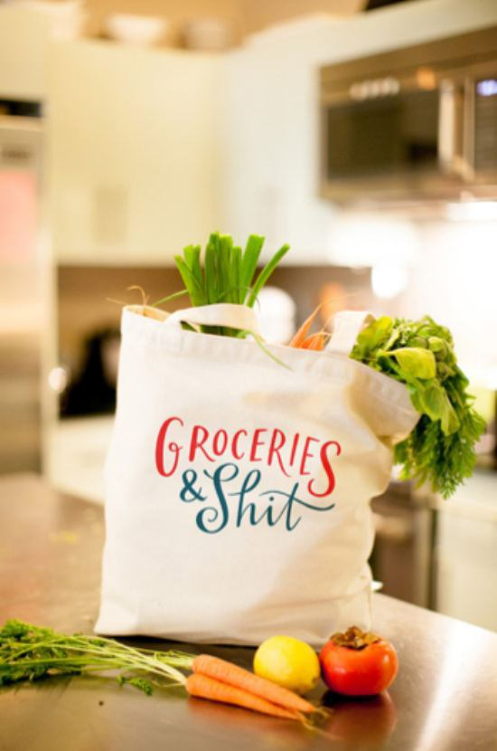 Groceries & Shit