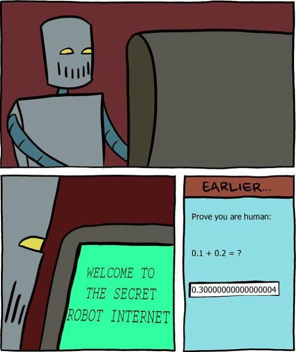 Robot internet