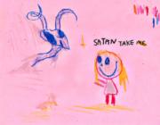 Satan take me