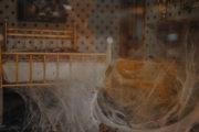 Spider's bedroom