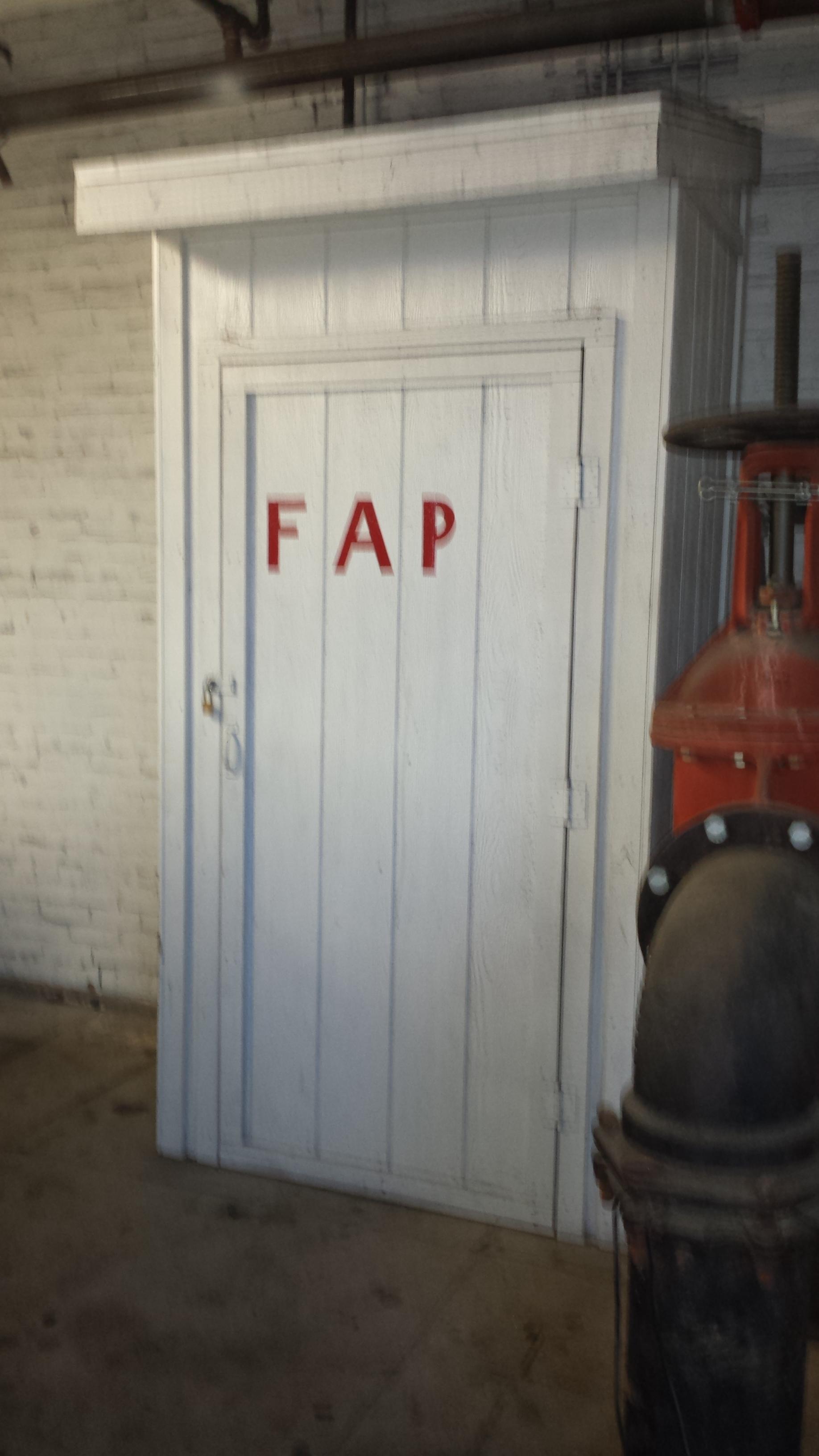 Fap room