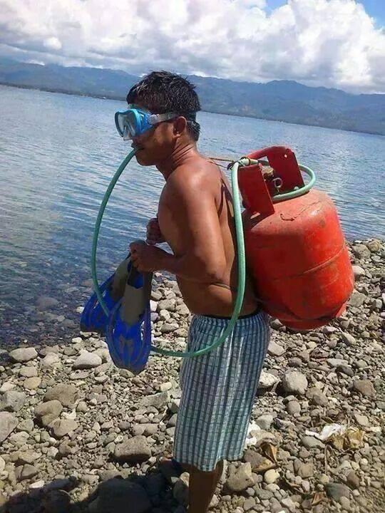 I are t3h diver