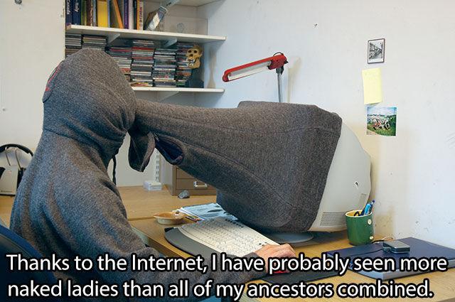 Naked ladies of my ancestors