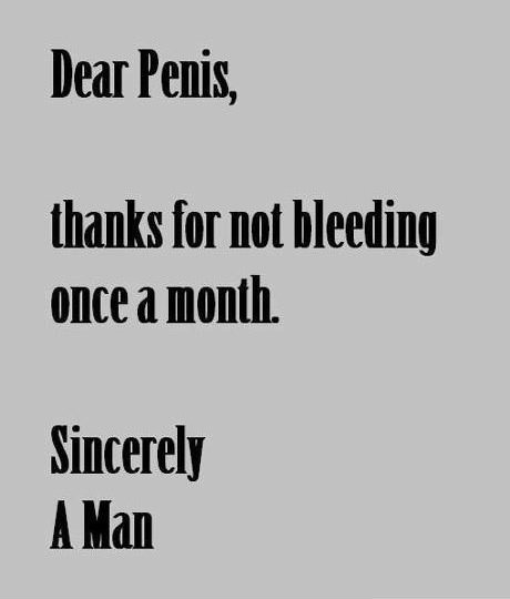 Thank you penis