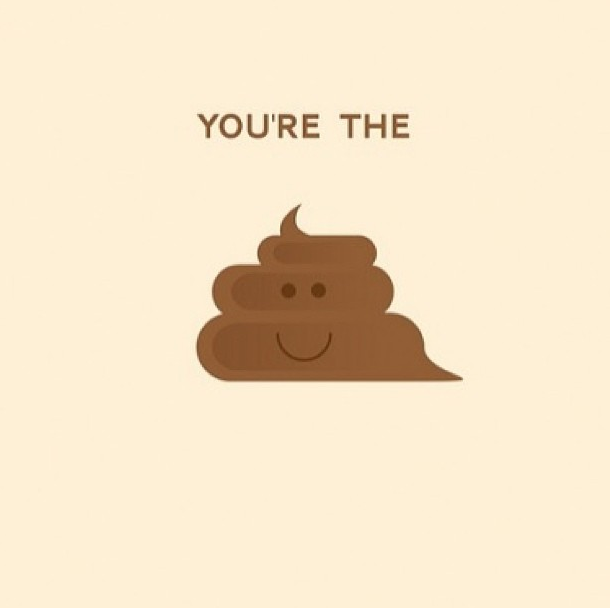You're the …