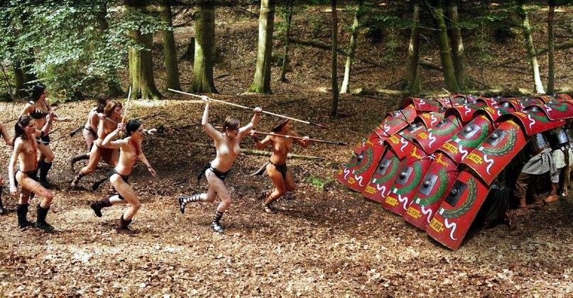 Amazones Vs Roman Legion T3hwin Com
