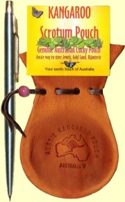 Kangaroo Scrotum Pouch