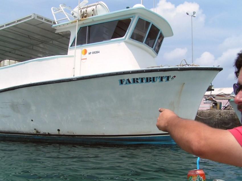 SS Fartbutt