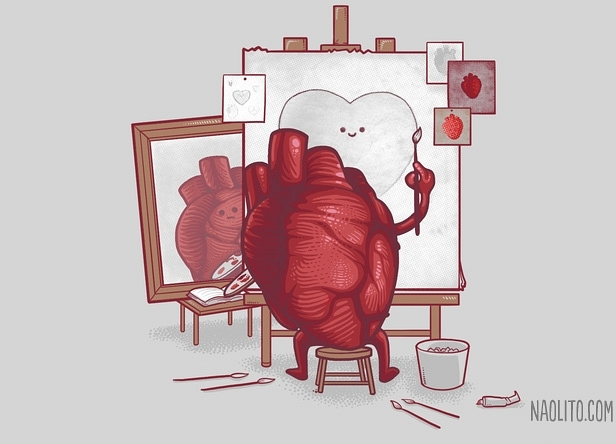 III CONCURSO MANUEL VÁZQUEZ DE MICROCOMICS PLAZOLETEROS - La gala - Página 5 Self-portrait-of-heart