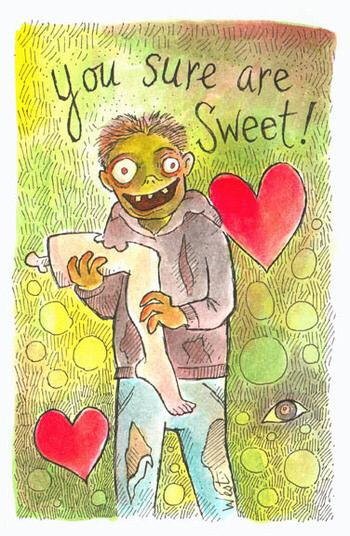 You sure are sweet!