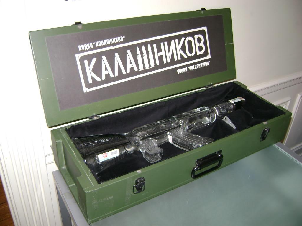 AK-47 Vodka