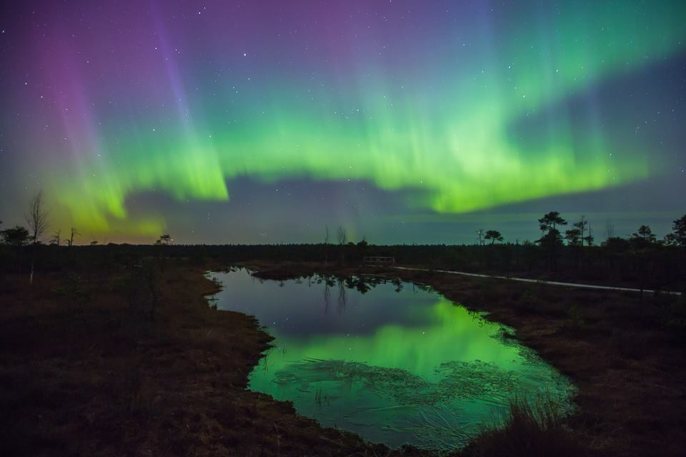 Beautiful Nothern lights