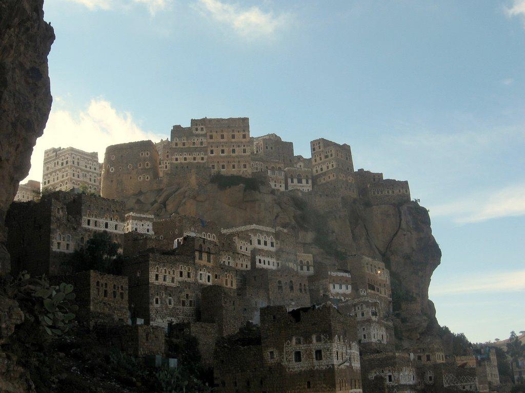 Cliffside housing