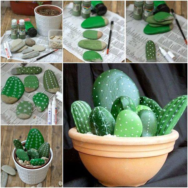 Make your own cactuses