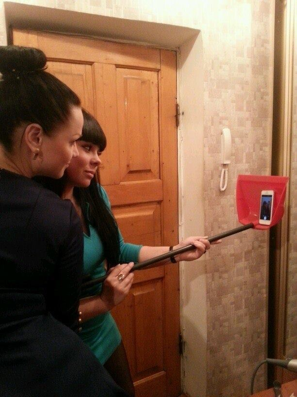 Selfie stick. Why pay more?