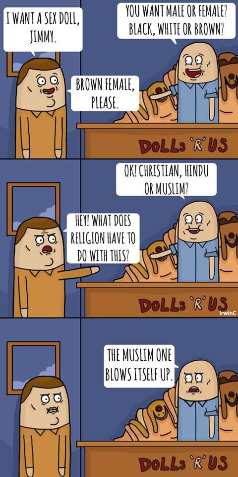 I want a sex doll