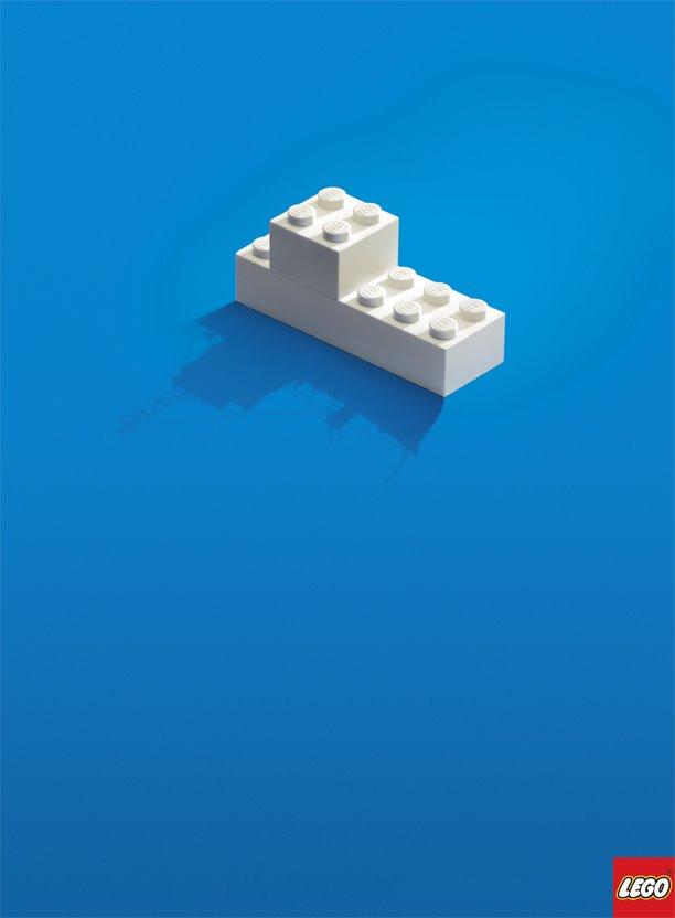 Imagination with LEGO
