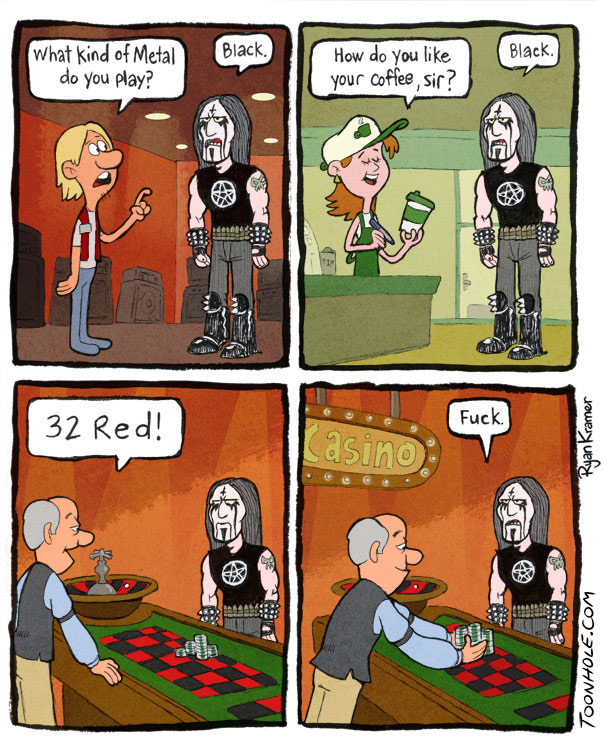 Life of a metalhead