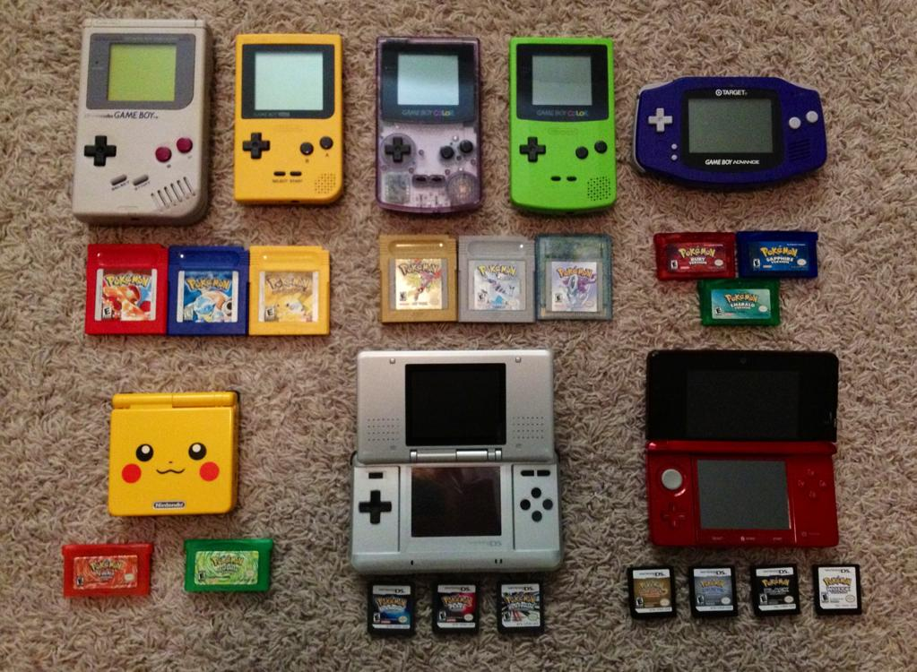 Nintendo collection