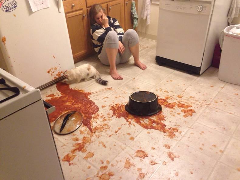 Dinner failure