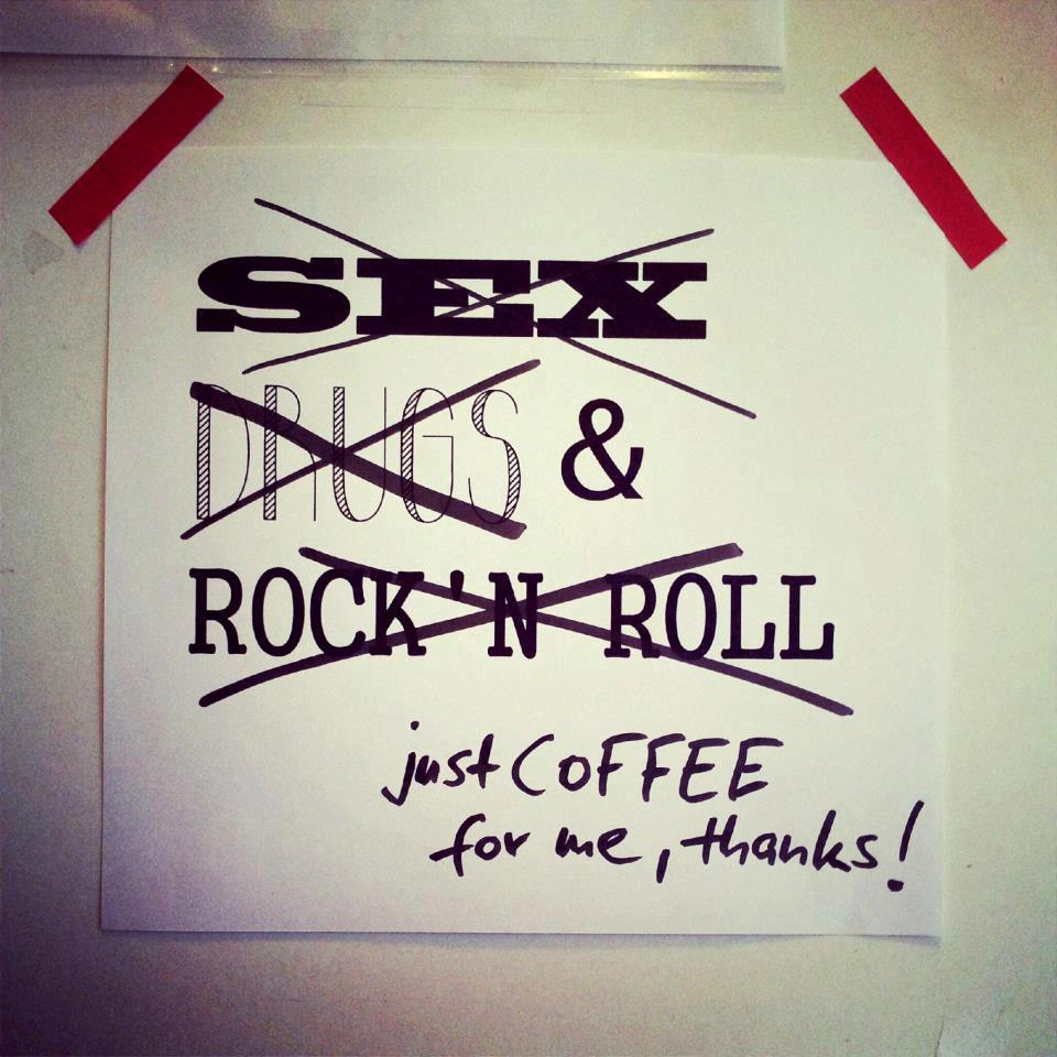Just coffee for me, thanks!