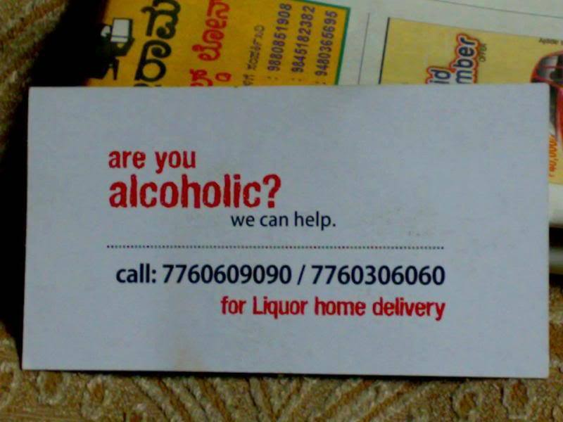 Are you alcoholic? We can help.