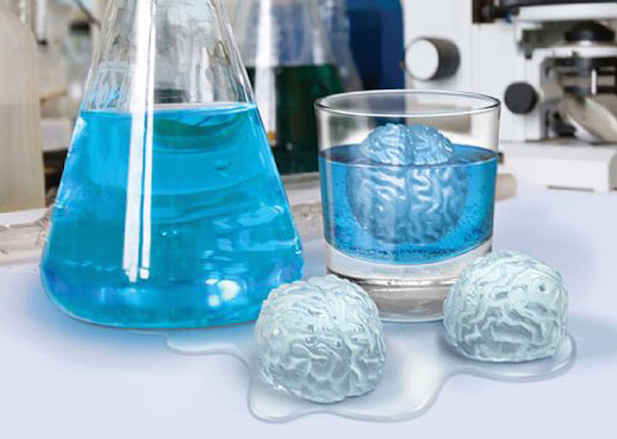 Ice Cube Molds – Brain Freeze Edition