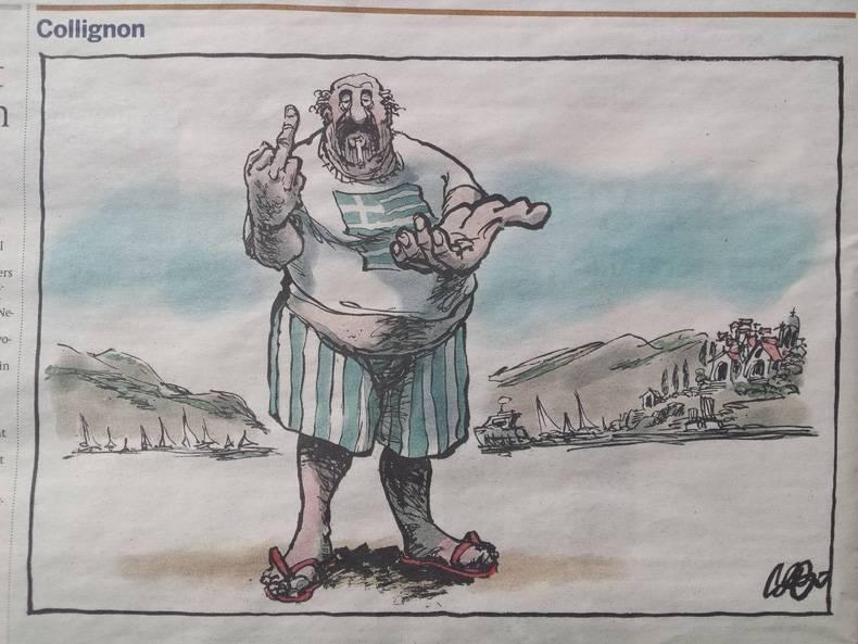 Greek mentality