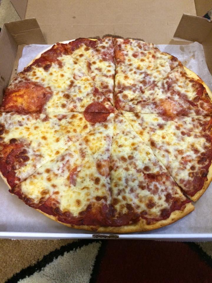 I would like one pepperoni pizza please