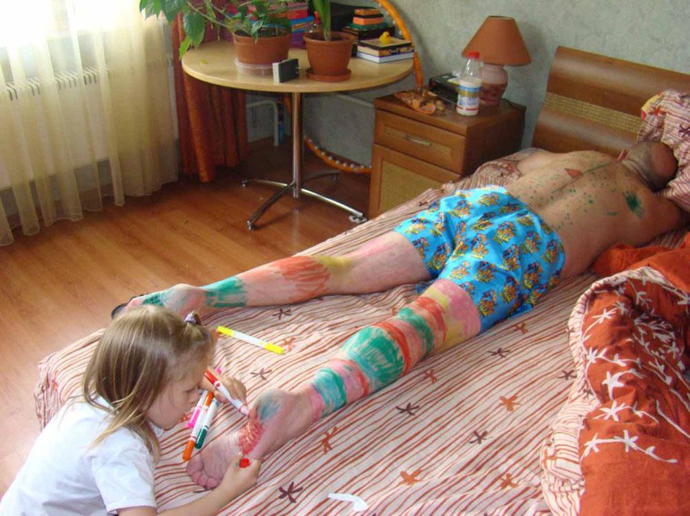 Body art home studio