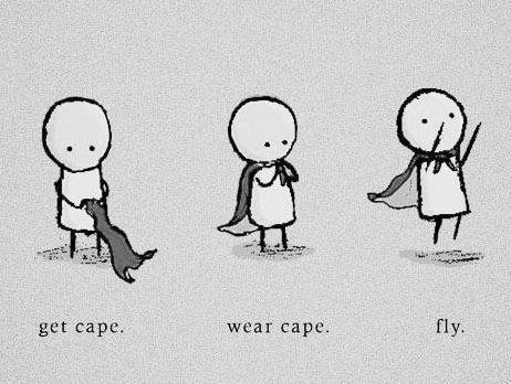 Cape.