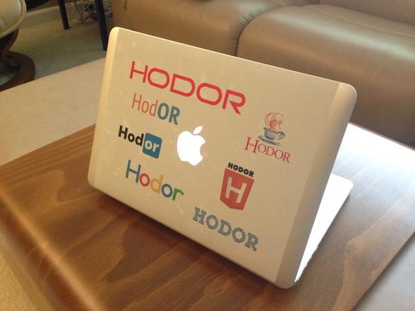 Hodor mac