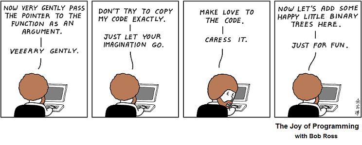 Joy of Programming