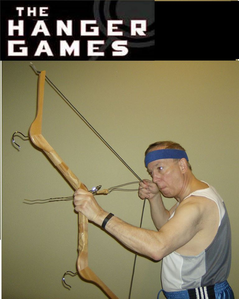 The hanger games