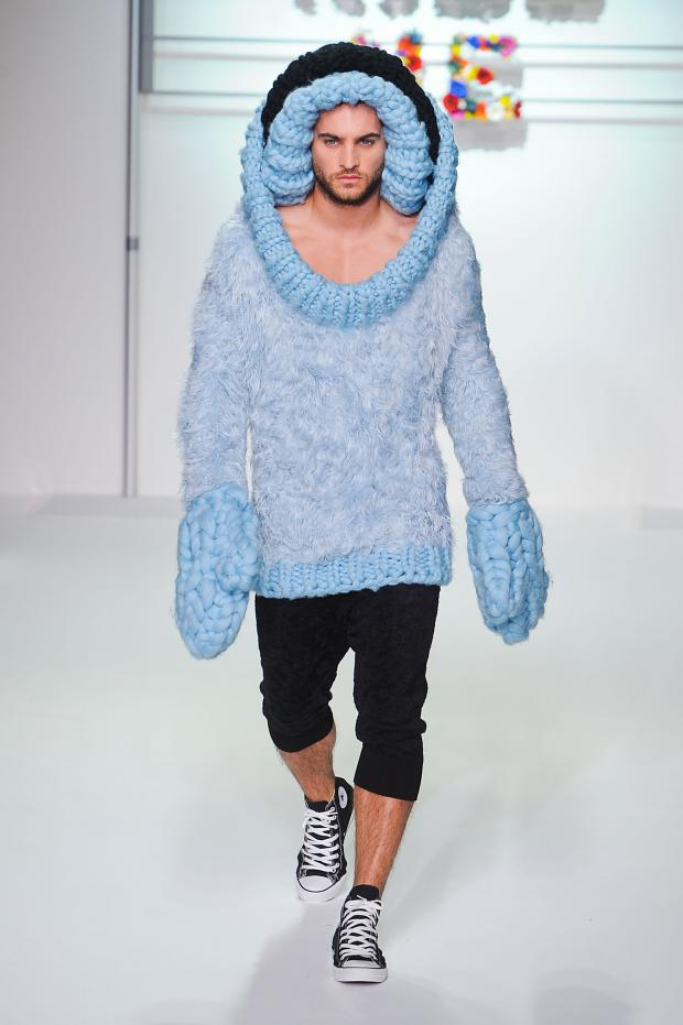Googled Men Fashion Winter; wasn't disappointed