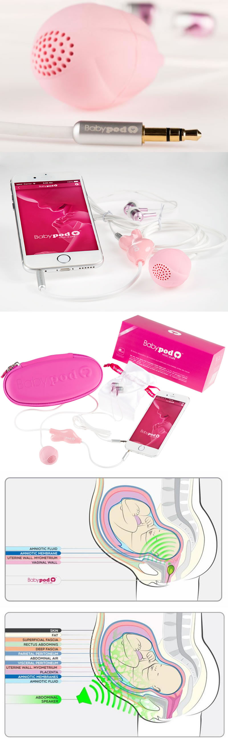 This is a musical tampon called Babypod