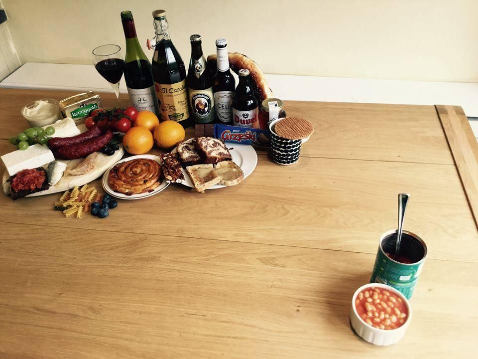 Brexit breakfast