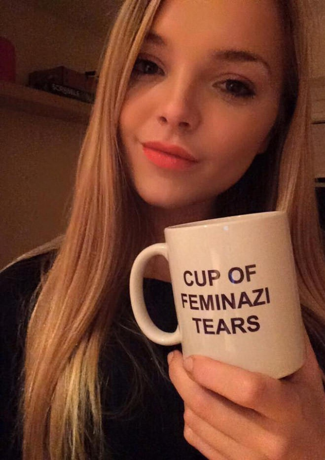 Cup of feminazi tears